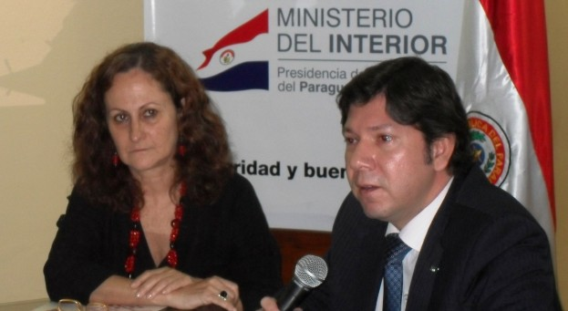 Munet e gobierno paraguay lista proyectos semillas for Transparencia ministerio del interior