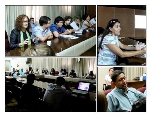 Presentación del IGP en el MOPC
